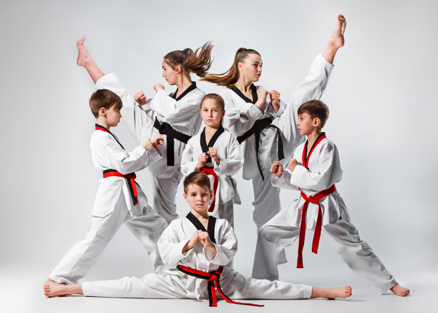 Martial Arts School for Your Child